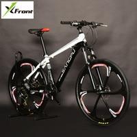 Neue Marke Aluminium Legierung Rahmen 26 zoll Rad 27/20 Geschwindigkeit Mountainbike Outdoor Sport Dual Disc Bremse MTB Fahrrad