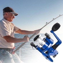 2-piece Set Fishing Rod + Spinning Wheel Portable Pocket Ice FIshing Sea Bream Pen-type Reel