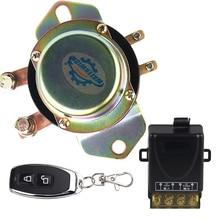 10 15v 100A Fernbedienung Batterie Trennen Cut Off Elektromagnetische Rast Relais Auto Batterie Isolator Schalter 12v