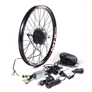 Image 2 - Ebike Motor Wheel Conversion Kit 24 26 27.5 28 29 inch 700C 36V 250W 48V 1000W 1500W Front Rear Electric Bicycle MTX Wheel Kit