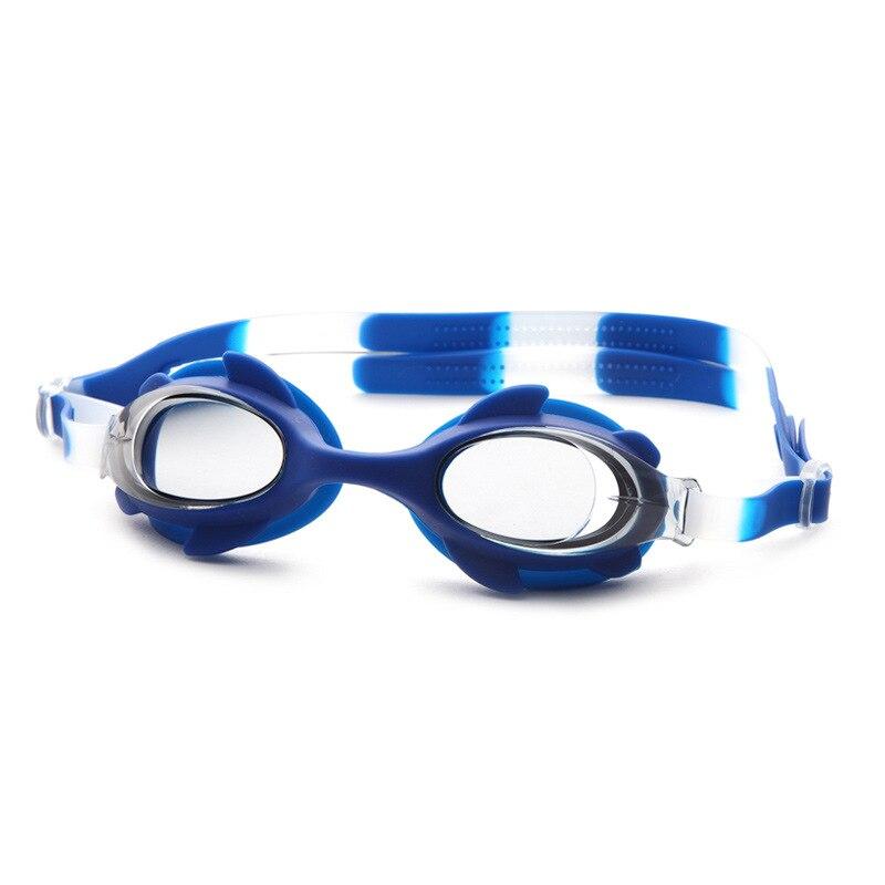 Meninos e Meninas Óculos Impermeáveis Anti-nevoeiro Transparente Mergulho hd