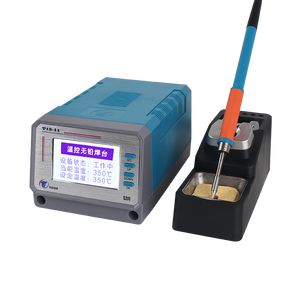Image 2 - 鉛フリーT12 11はんだステーション電子修理サーモスタット携帯電話の修理ツール