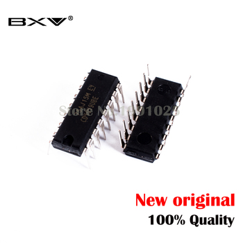 10pcs/lot CD4049UBE DIP16 CD4049 DIP CD4049BE DIP-16 new and original IC In Stock - discount item  12% OFF Active Components