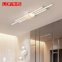 Современные светодиодные люстры lofahs для гостиной спальни