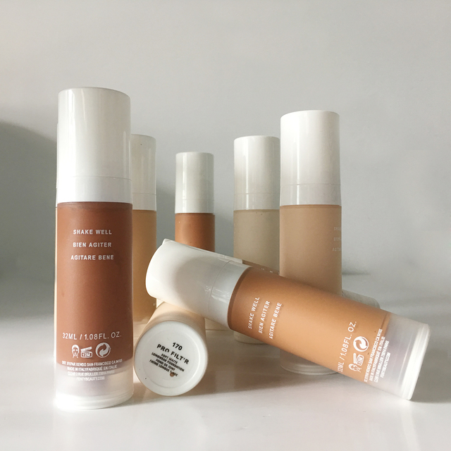 Longwear Foundation