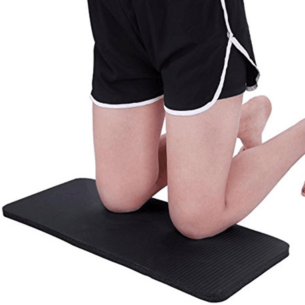 Yoga Mat Thick NBR Yoga Pad for Workout Training Abdominal Exercise 15