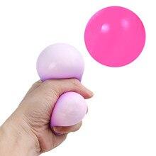 Women squeezing mens balls