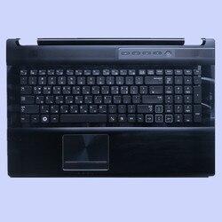 Nowy oryginalny laptop podpórce pod nadgarstki z klawiatura do samsung RF710 RF711 RF712 RC730 bez podświetlenia w Torby i etui na laptopy od Komputer i biuro na