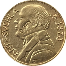 1 Дукат 1933 Жетоны копия монет 20 мм