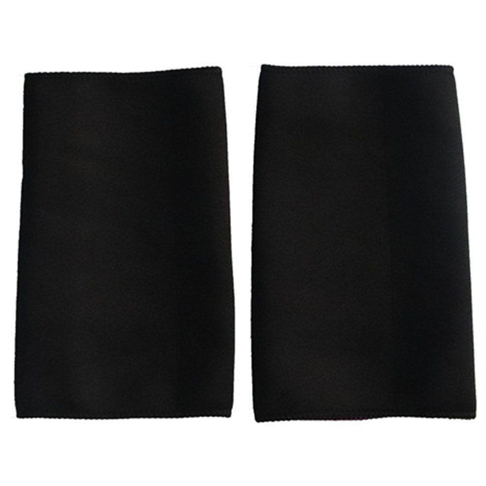 2pcs Gym Neoprene Cover Women Non Slip Fitness Fat Burner Arm Sleeve Trimmer Sports Slimmer Sweat Outdoor Body Shaping
