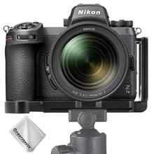 Support de plaque en L à dégagement rapide, pour Nikon Z7II Z6II Z7 Z6 Z5