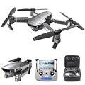 SG907 складной gps 5G wifi FPV RC Квадрокоптер с 4 K/1080 P Ультра HD камерой оптическое позиционирование дрона VS SG906 F11 X46G