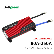 High Current 24S 80A 100A 120A 150A 200A 250A PCM/PCB/BMS for 72V LiFePO4 LiNCM LiMN Battery Electric Car with Waterproof