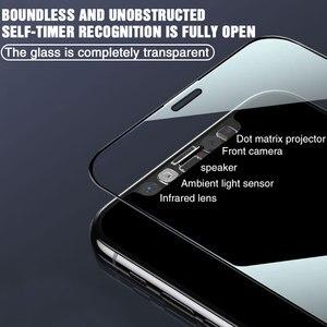 Image 5 - 300D Kính Bảo Vệ trên Cho Iphone 11 Pro X XS Max XR Cường Lực Tấm Kính Bảo Vệ Màn Hình iPhone 11 Pro Max XR đầy đủ Nắp Kính Chịu Lực