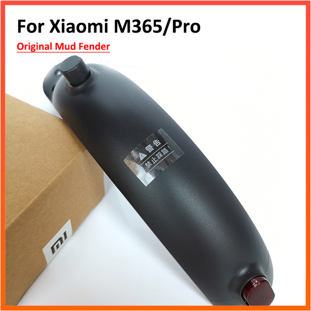 2Rear Mudguard Hook Tail Light Kit for Xiaomi M365 PRO 2 Electric Scooter Repair