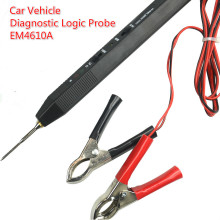High Sensitivity Vehicle Diagnostic Logic Probe Automotive Malfunction Electrica