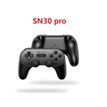 цена на SN30 pro plus Official 8BitDo SN30 PRO Controller with Joystick for Windows Android macOS Nintendo Switch