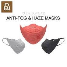 Mijia Youpin воздушная маска для лица анти Дымчатая и противотуманная маска Mijia AirPoP маска для лица