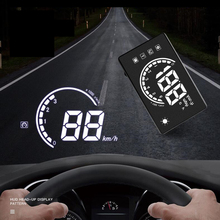 H6 new head-up display OBD car HUD HD LED light projection