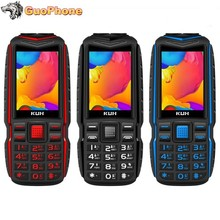 T3 Dustproof Mobile Phone With Buttons Power Bank Dual Sim Cards Camera MP3 Flas