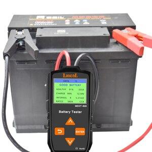 Image 2 - Lancol MDXT600 12 فولت سيارة جهاز اختبار بطارية TFT LCD شاشة 40 2000 CCA السيارات المولد تستر الرقمية السيارات مُحلل بطارية