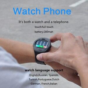 Image 2 - Y1 برو ساعة ذكية كاميرا مستديرة بلوتوث بطاقة SIM SmartWatch التحكم عن بعد الإناث الذكور اللياقة البدنية منظم ضربات القلب الرياضة ساعة