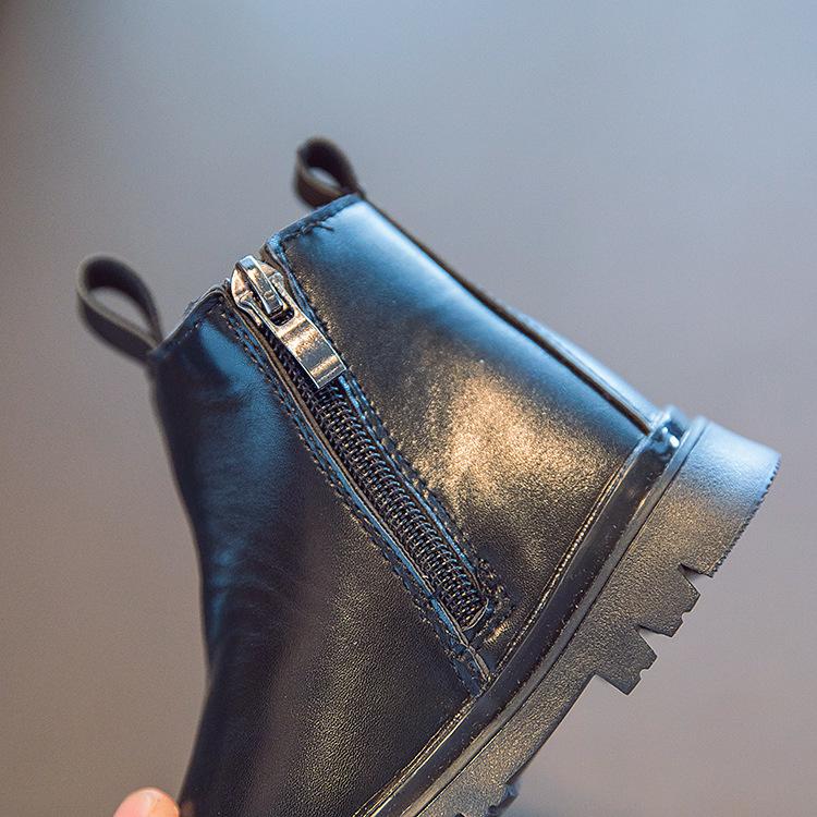 Детская обувь для девочек; Зимние ботинки; Женская детская обувь;