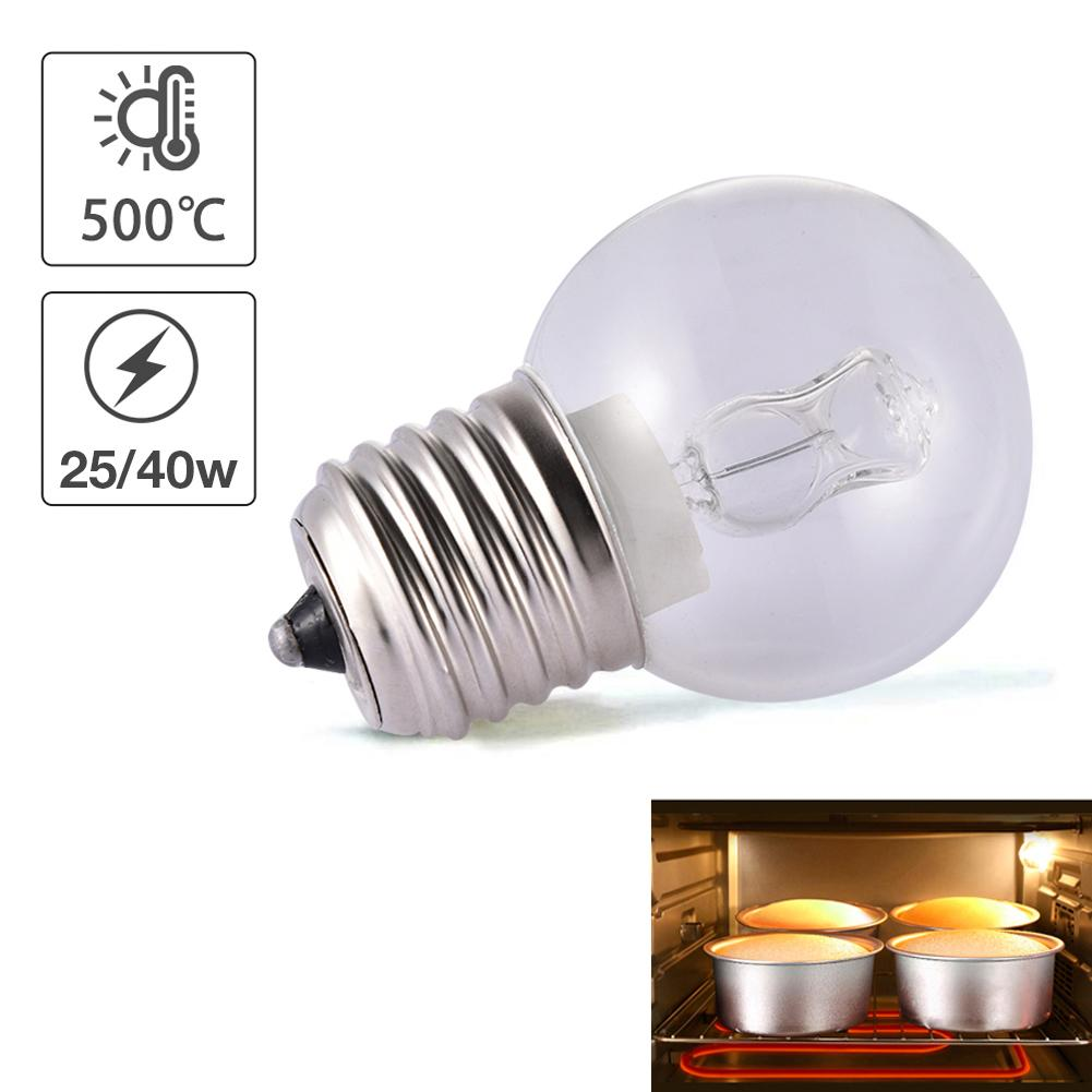 110V High Temperature 500 Celsius Degree Oven Toaster Steam Light Bulbs Cooker Hood Lamps Microwave Oven Bulb Incandescent Bulbs