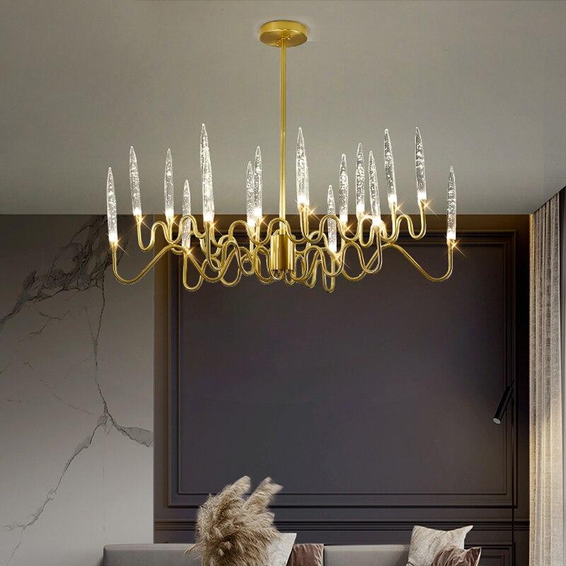 Modern Art Decor Led Pendant Lights ...