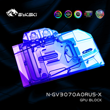Radiator Graphic-Card Water-Block Vga Cooler Rtx3060ti-Master AORUS GIGABYTE GPU Bykski