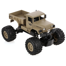 ZT RC Car 1:12 4WD Waterproof Climbing RC Crawler Desert Military Truck Car RTR Remote Control Car JH141656