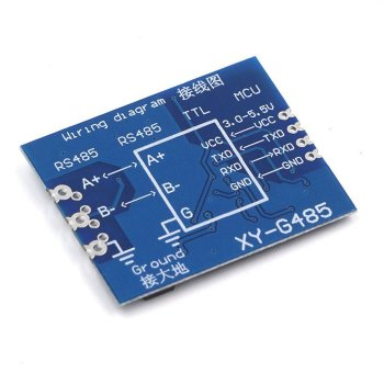 цена на S485 to TTL Module TTL to RS485 Signal Converter 3V 5.5V Isolated Single Chip Serial Port UART Industrial home Grade Module