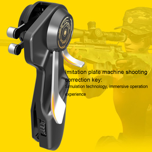 Image 5 - NEW One Pair Six Finger Super Games Trigger Joysticks for PUBG Mobile Game for iPAD Tablet Android iOS Phone Game Gamepads