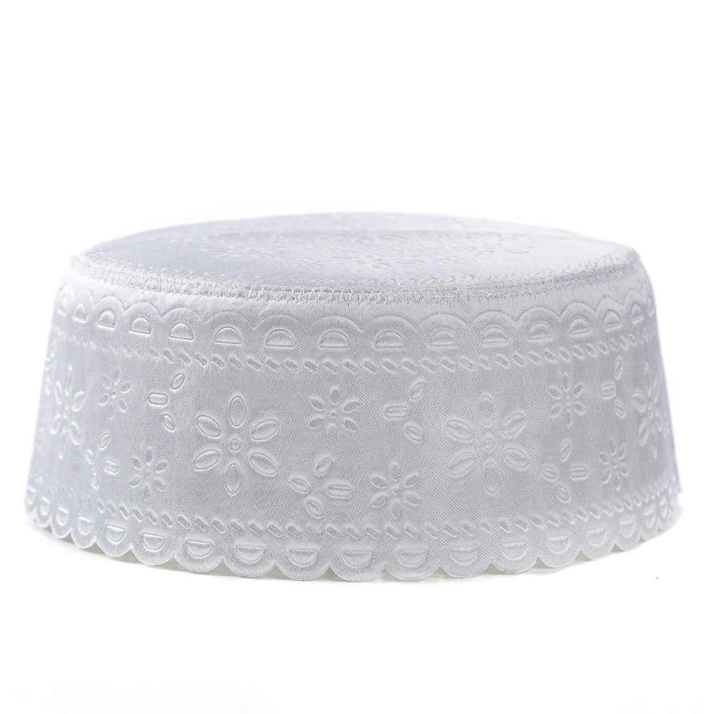 หมวกถักคุณภาพสูงอิสลามมุสลิมหมวกตุรกี Made อียิปต์หัวสวมใส่