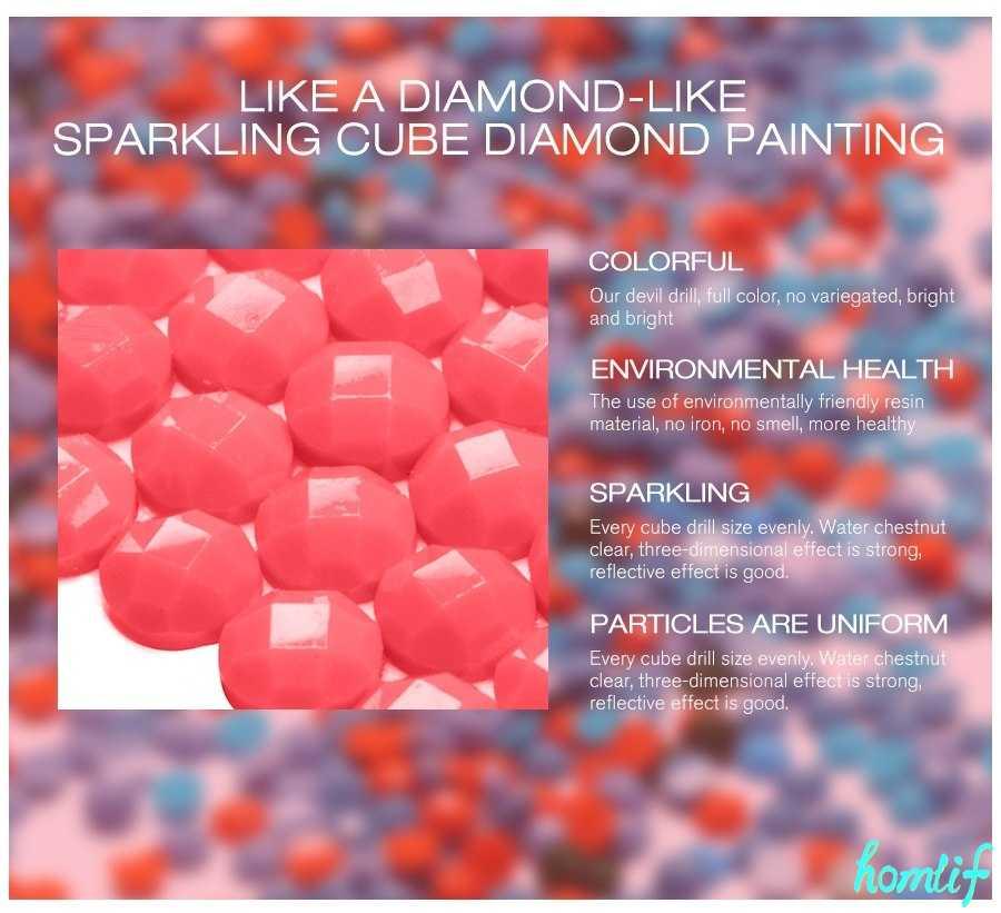 5d pittura diamante rosa della ragazza Del Diamante del ricamo pieno di diamanti quadrato immagini diamante mosaico modello fai da te hobby foamiran