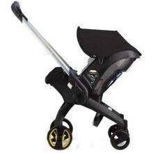 Детская коляска 4 в 1 с автомобильным сиденьем детская люлька