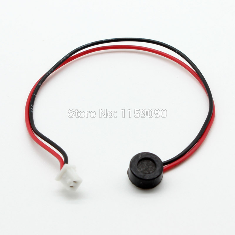 2PCS MINI CCTV Audio Microphone Sound Mic Cable Adapter For Security IP Audio Camera Board Module