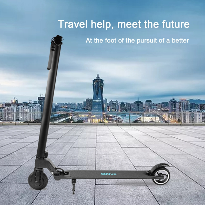 2020 Newest Smart Folding Electric Scooter Electric Balance Car Lightweight Portable Intelligent Two Wheels Portable Super Light