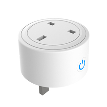 Wifi Smart Power Socket Connector Wireless Remote Control Home Appliance Plug Head Intelligence Home Supply US UK Plug cheap Worallymy None Non-Grounding Electrical Plug Commercial Industrial 2200W HA1769-00 100-240V