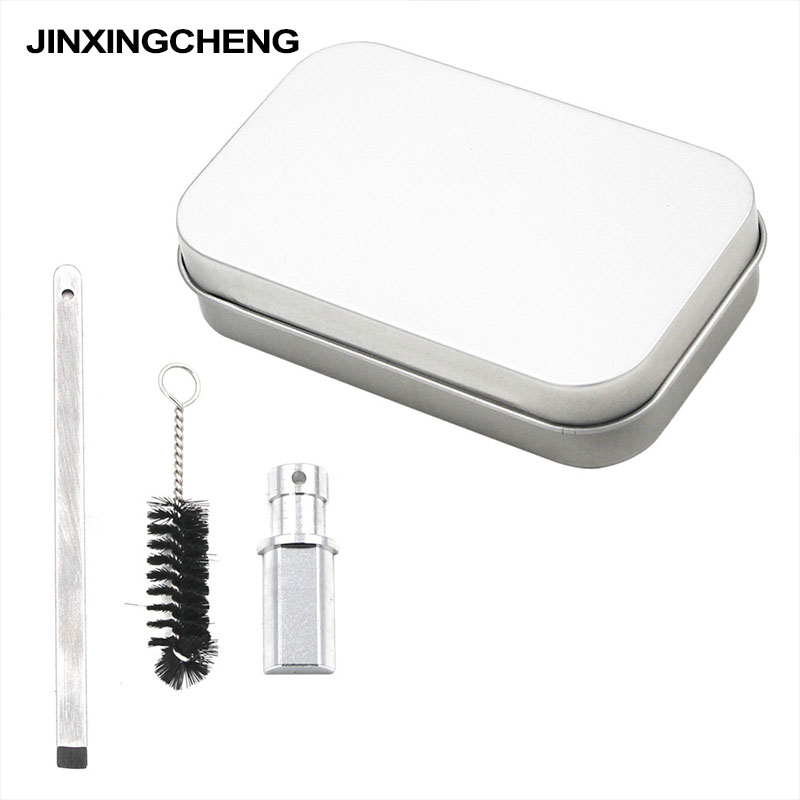 JINXINGCHENG 3 In 1 Anti-fracture Cleaning Brush Tool For IQOS 3.0 2.4 Long Anti-broken Blade Cleaning Brush For Iqos Multi 3.0