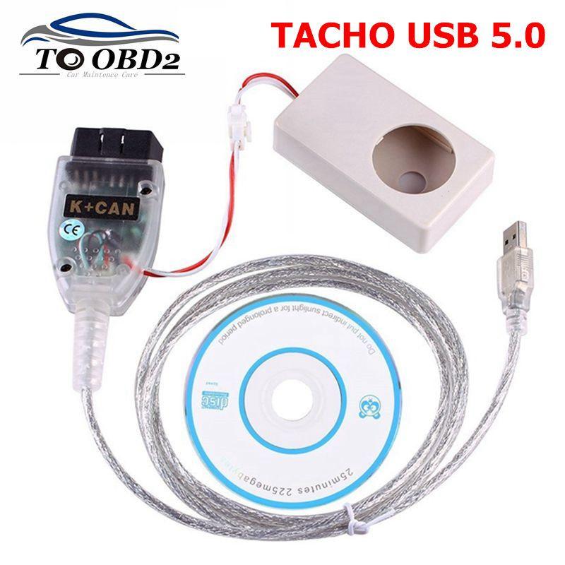 New Arrivaal VAG Tacho V 5.0 For NEC MCU 24C32 or 24C64 VAGTACHO V5.0 USB