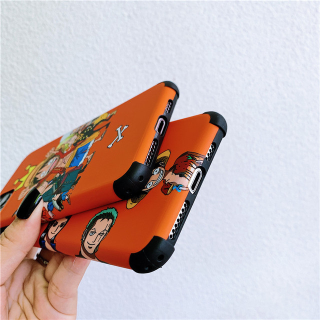 ONE PIECE LUFFY IPHONE CASE (2 VARIAN)