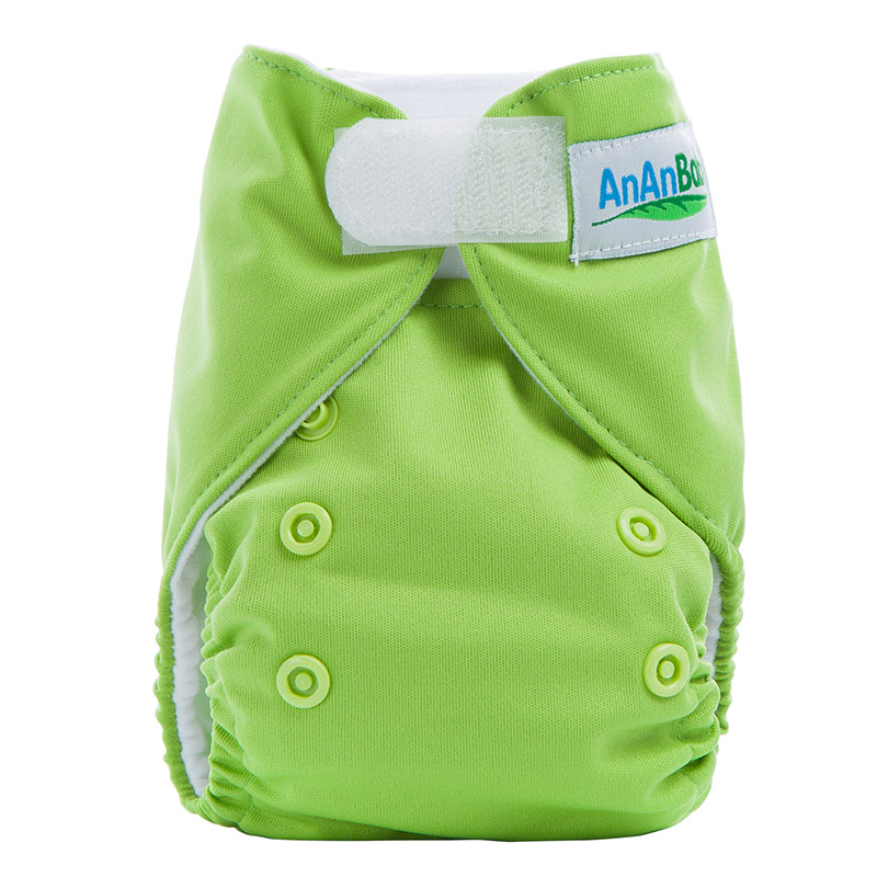 New Born Baby Diapers Biodegradable Reusable Cotton Cheap Baby Diaper Waterproof Nappies NBA8