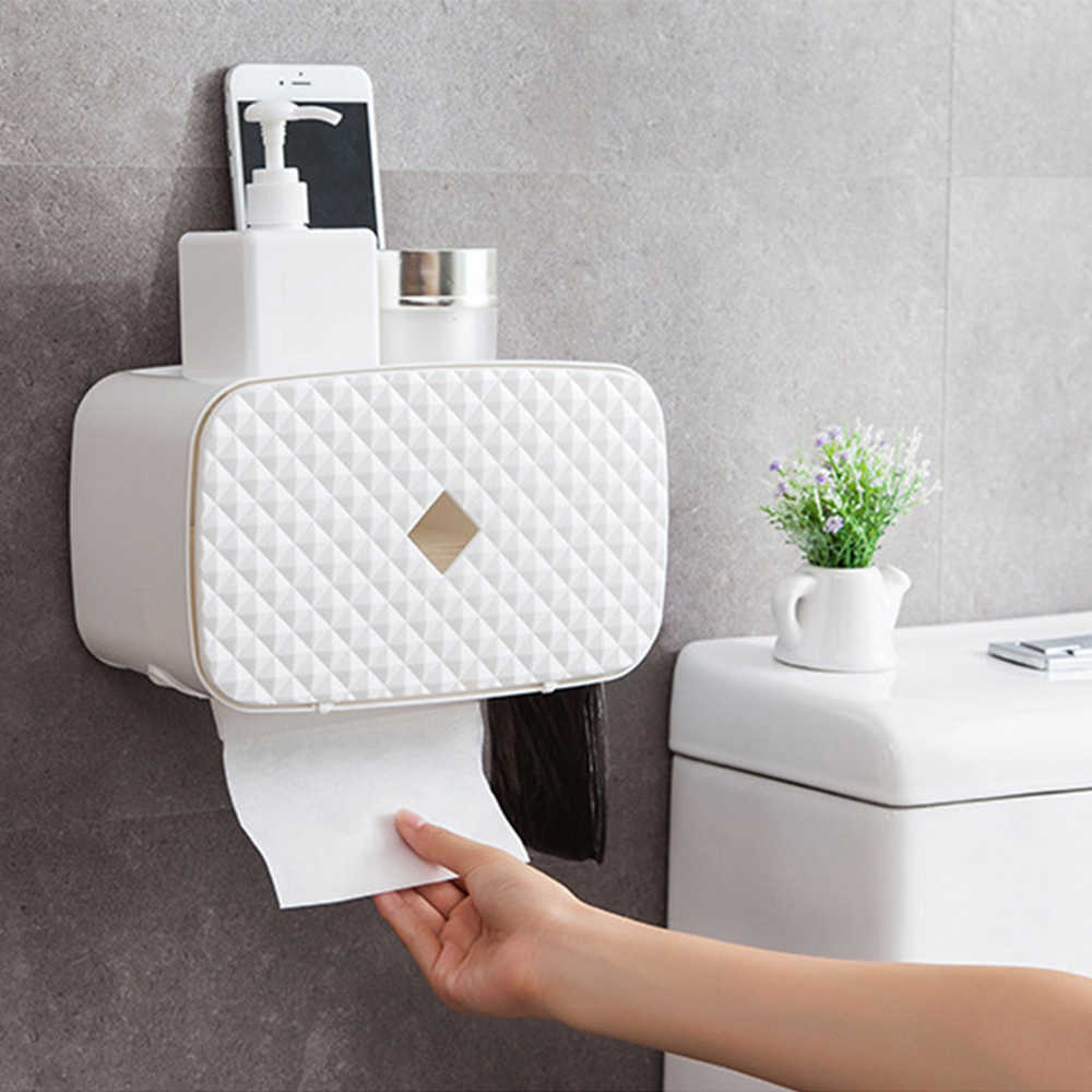 Paper Towel Dispenser Wall Mounted No