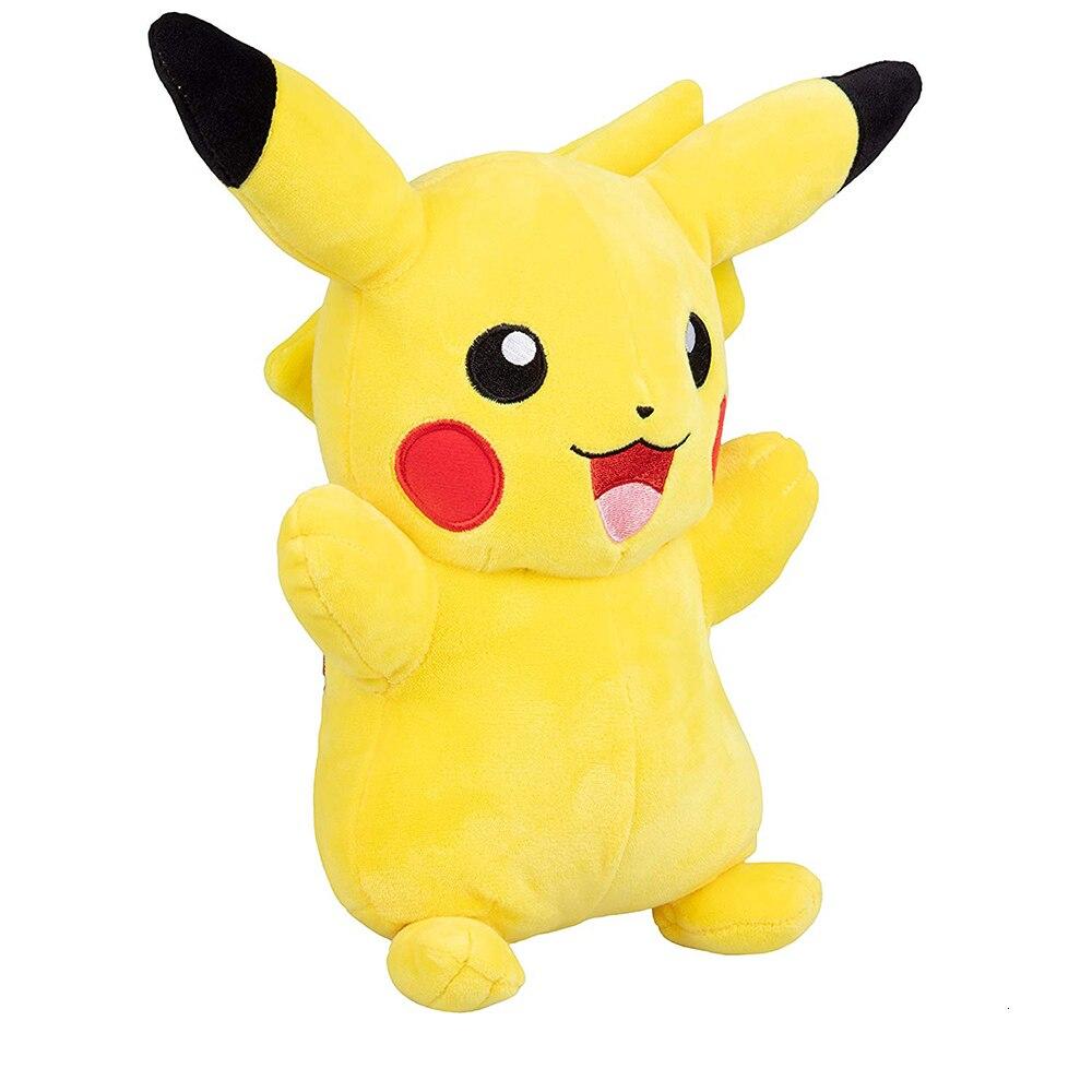 Peluche Animal Children Birthday Gifts Plush Pikachu  Stuffed Cute Doll Soft Kawaii Toys