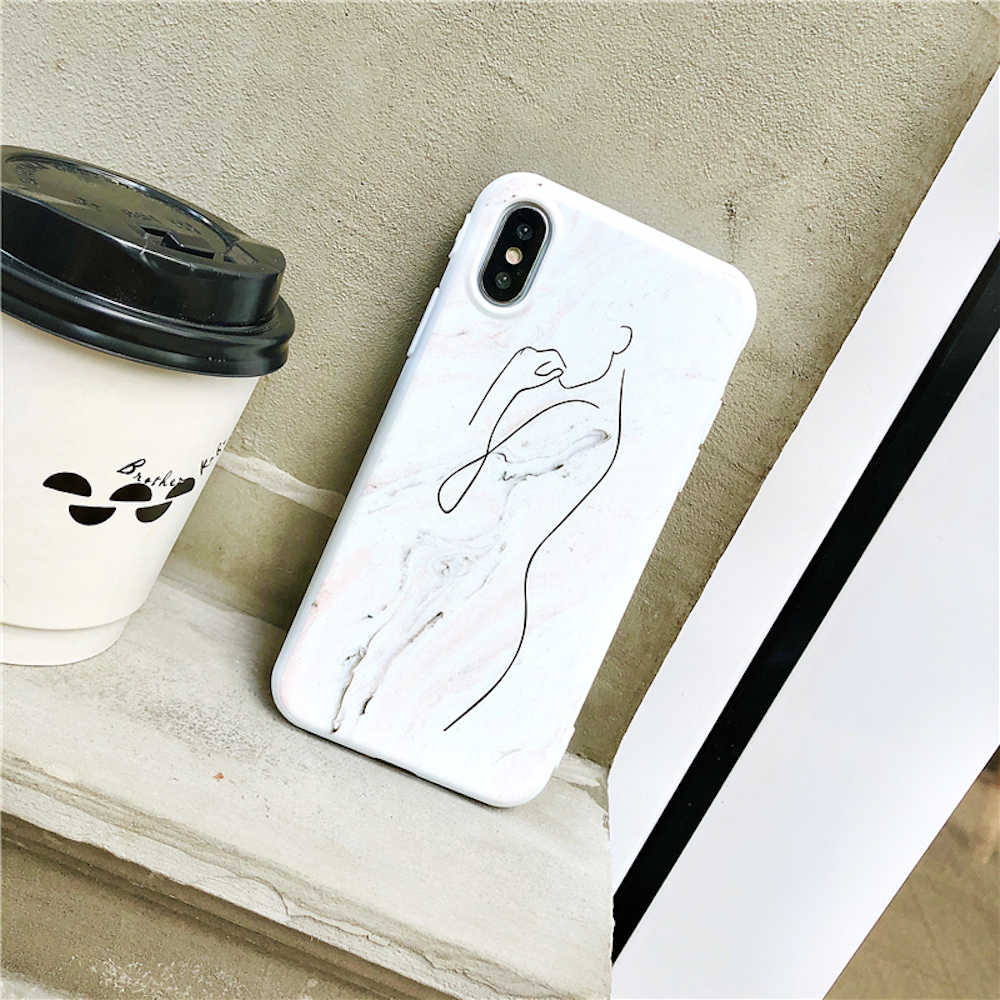 العلامة التجارية الجديدة تنقش ثلاثية الأبعاد الإغاثة طباعة لينة حقيبة لهاتف أي فون 11 11Pro 11ProMax X Xs XR XsMax 8Plus 8 7Plus 7 6 6s زائد غطاء الهاتف