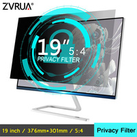 19 inch (376mm*301mm) Privacy Filter Anti Glare LCD Screen Protective film For 5:4 Widescreen Computer Notebook PC Monitors
