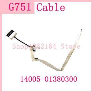 G751 14005-01380300 NonTouch EDP CABLE For ASUS ROG G751 G751J G751JM G751JL G751JY G751JT Laptop NEW original Cable Test ok(China)