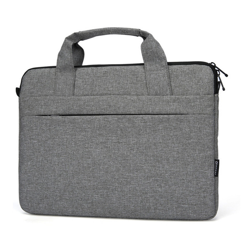Waterproof Laptop Handbag Large Capacity For Men Women Travel Briefcase Bussiness Notebook Bags 15.6 Inch