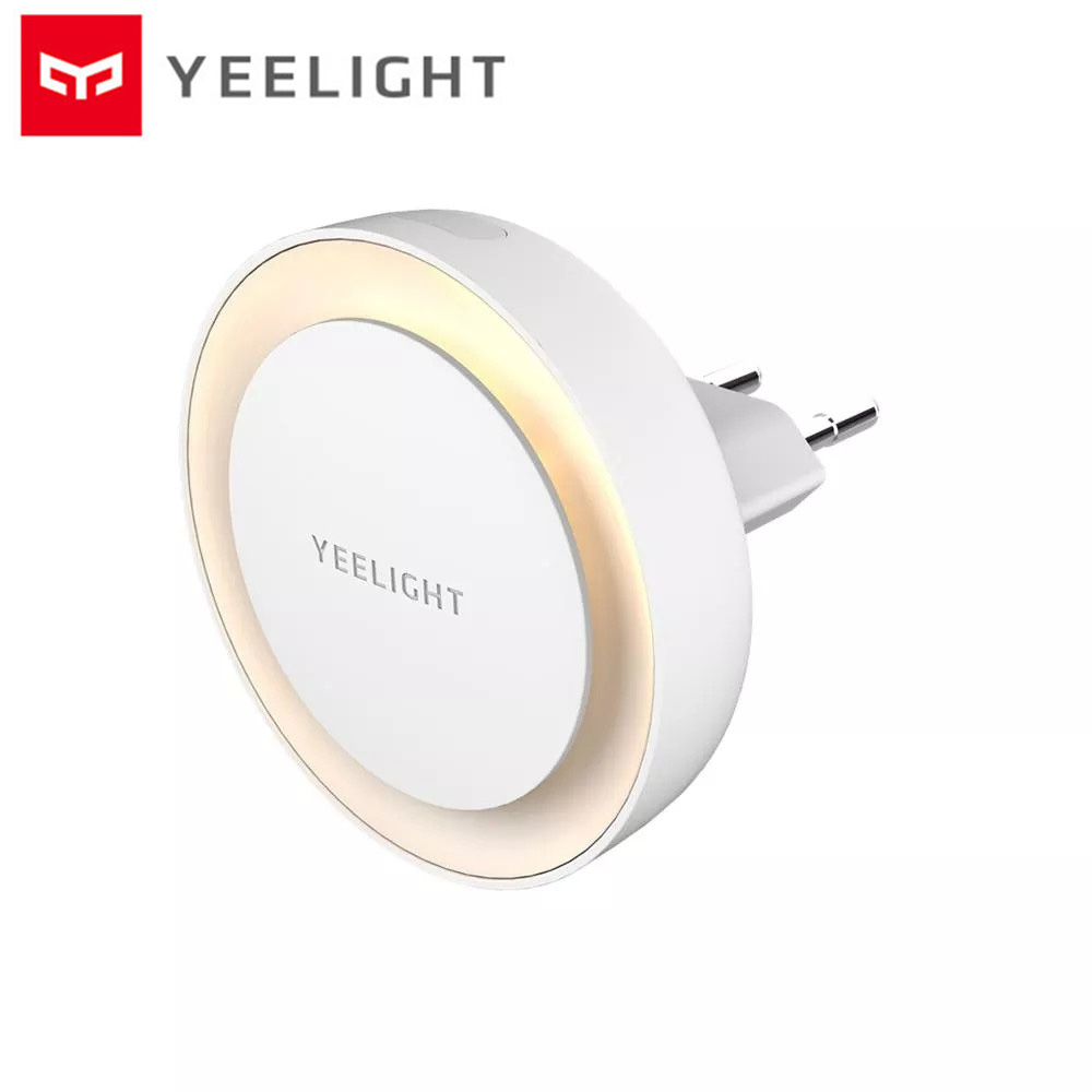 YEELIGHT Smart Night Light Low Power Consumption Light Sensor Intelligent Recognition Energy Saving Light International Version